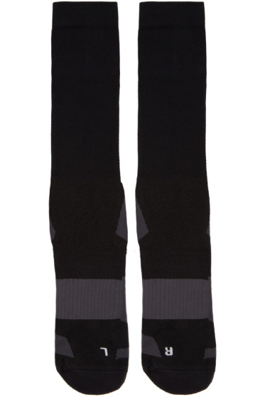 Y-3 SPORT - Black Tech Socks