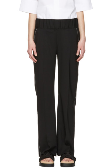 Totême - Black Tella Trousers