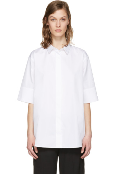 Totême - White Cannes Shirt