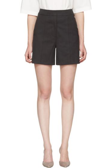 Protagonist - Black 02 Shorts