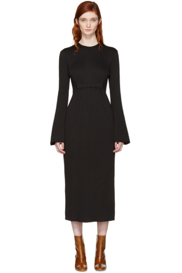 Ellery - Black Sucker Punch Dress