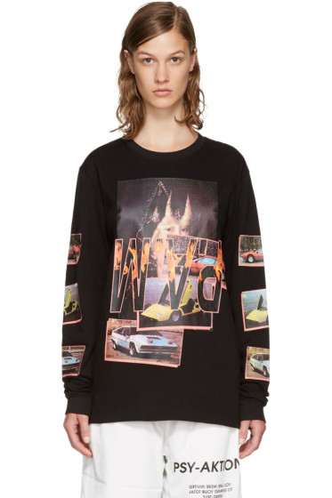 Perks and Mini - Black Witch Car T-Shirt