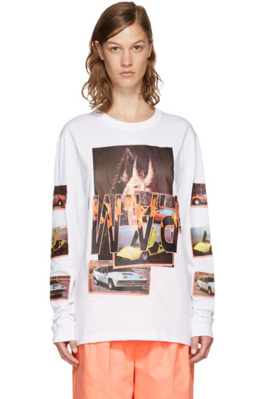 Perks and Mini - White Witch Car T-Shirt