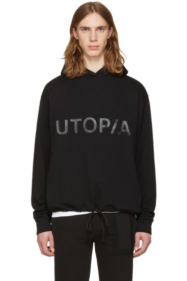 Perks and Mini - Black P.A.MTopia Hoodie