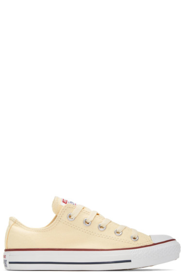 Converse - Off-White Classic Chuck Taylor All Star OX Sneakers