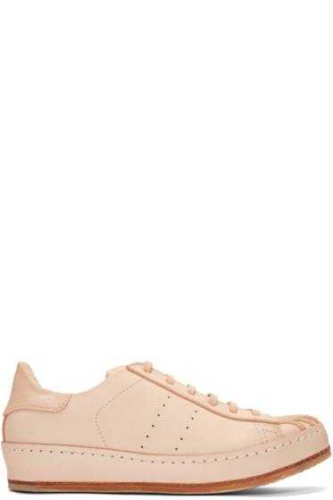 Hender Scheme - Beige Manual Industrial Products 02 Sneakers
