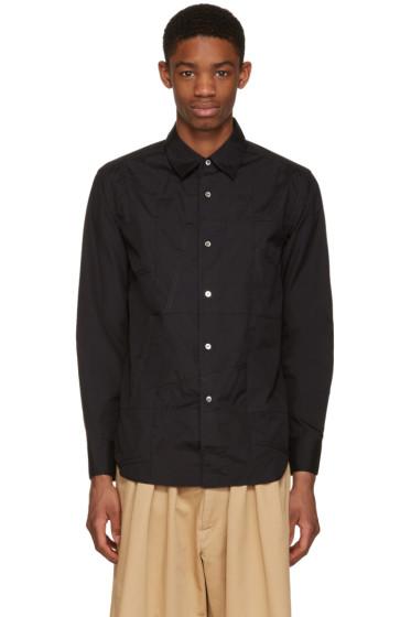 Ganryu - Black Patch Shirt