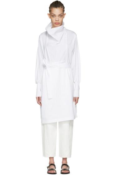 Nehera - White Darton Dress