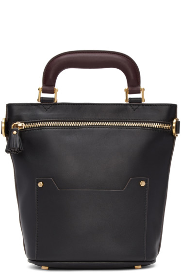 Anya Hindmarch - Black Mini Orsett Bag