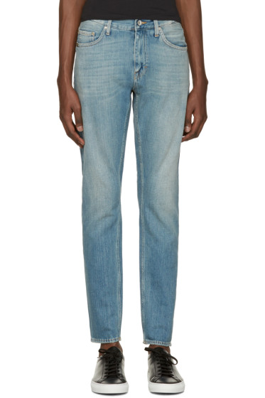 Tiger of Sweden Jeans - Blue Pistolero Jeans