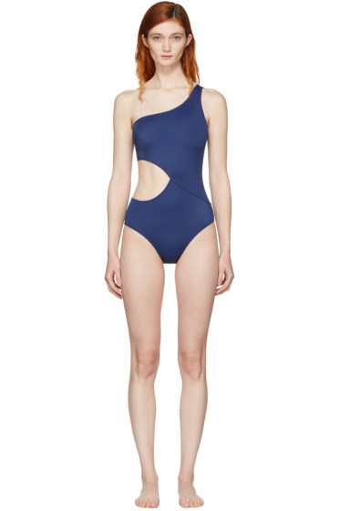 Solid & Striped - Navy 'The Claudia' Swimsuit