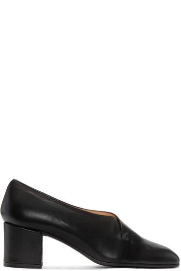 ATP Atelier - Black Atri Heels