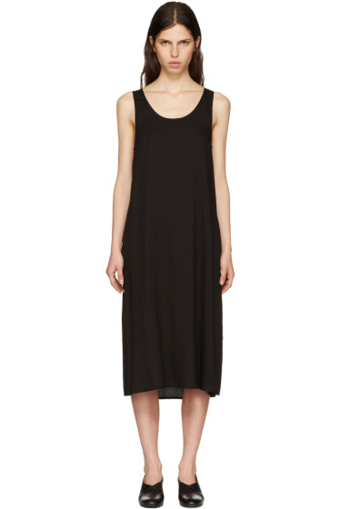 Moderne - Black Didion Slip Dress