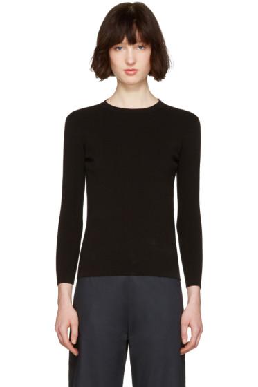 Moderne - Black Portrait Pullover
