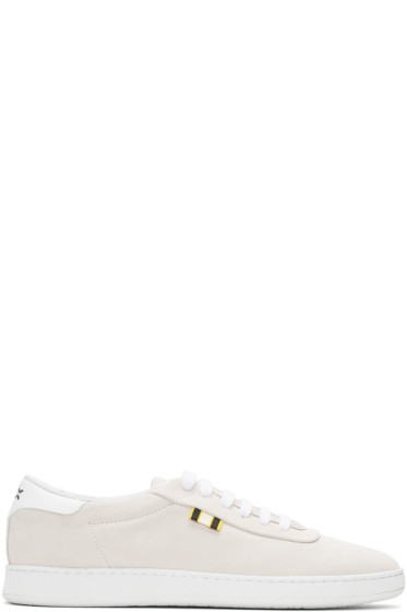 Aprix - Off-White Suede APR-002 Sneakers