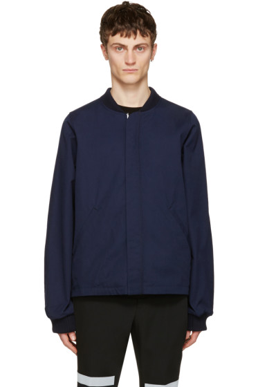 Childs - Reversible Navy Bomber Jacket
