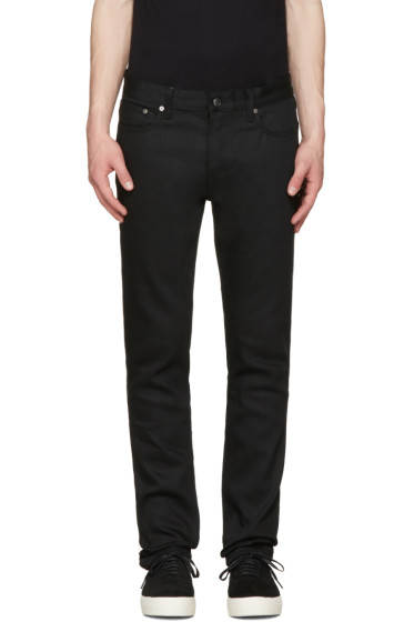 Herman - Black Slim Rocker Jeans