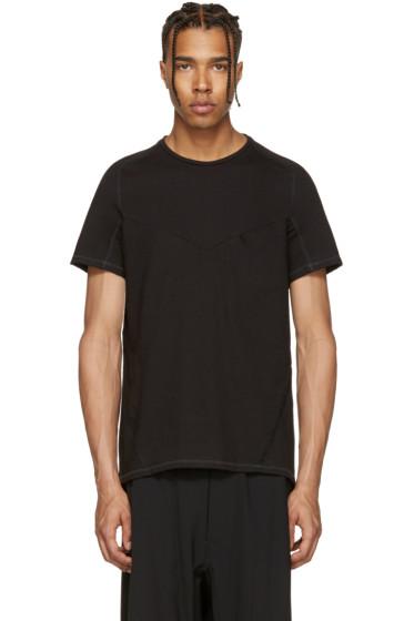 Abasi Rosborough - Black ARC T-Shirt