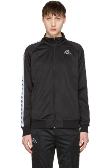 Kappa - Black Banda Aniston Track Jacket