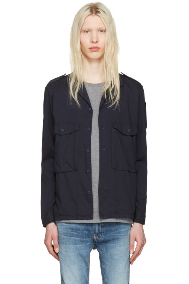 nonnative - Navy Roamer Shirt