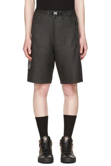 Diesel - Black P-Ros Shorts