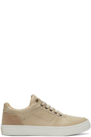 Diesel - Beige S-Spaark Low Sneakers
