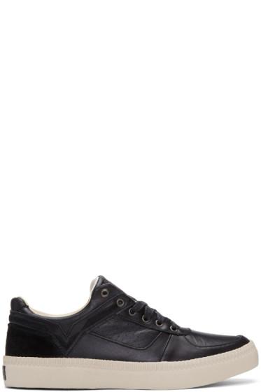 Diesel - Black S-Spaark Low Sneakers