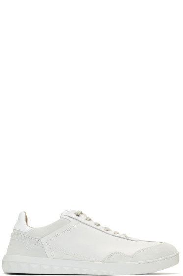Diesel - Off-White S-Studshean Sneakers