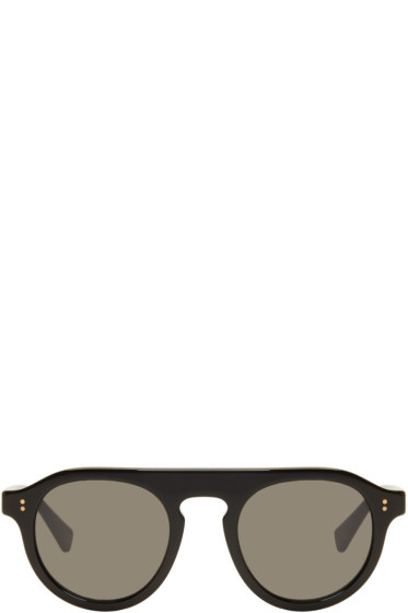 Dolce & Gabbana - Black Round Sunglasses
