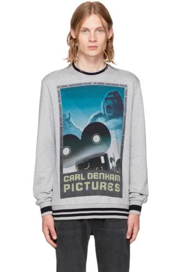Dolce & Gabbana - Black King Kong Sweatshirt