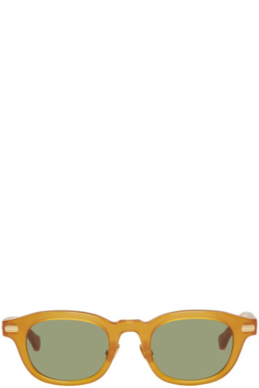 Native Sons - Tan Clyde Sunglasses