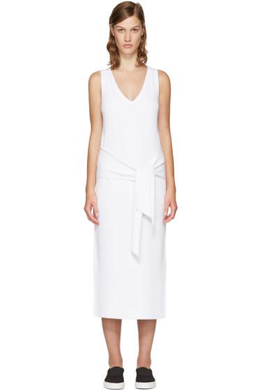 Rag & Bone - White Michelle Sweater Dress