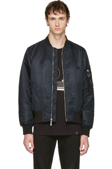 Rag & Bone - Black Manston Jacket