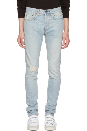 Rag & Bone - Indigo Fit 2 Jeans