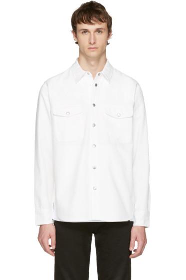 Rag & Bone - White Jack Shirt