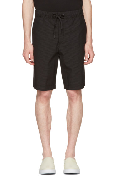 Rag & Bone - Black Ryder Shorts