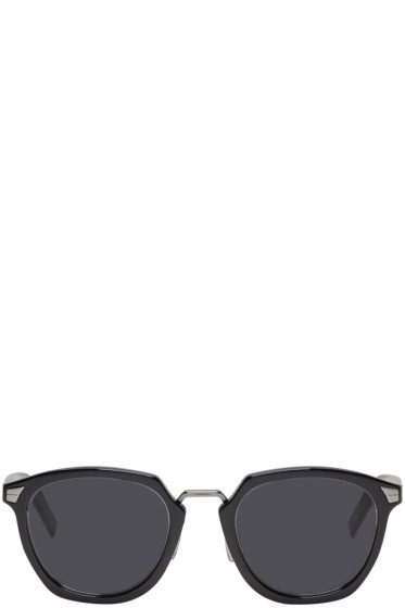 Dior Homme - Black 'Dior Tailoring 1' Sunglasses