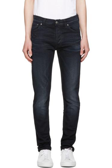 Nudie Jeans - Indigo Tilted Tor Jeans