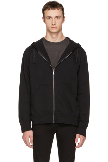 Nudie Jeans - Back Loke Light Zip Hoodie