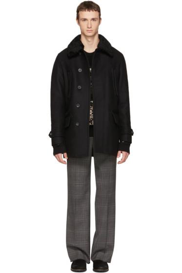 Belstaff - Black Saddleworth Coat