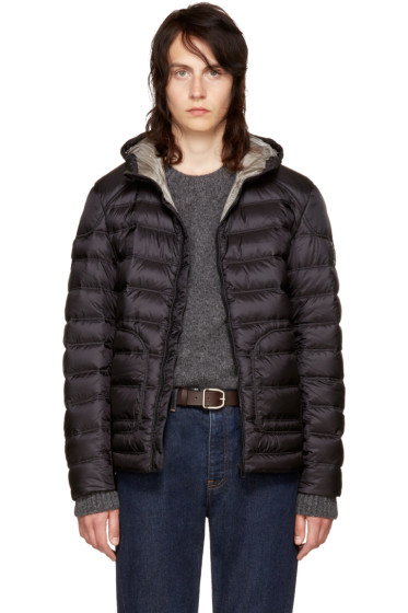 Belstaff - Black Down Fullarton Jacket