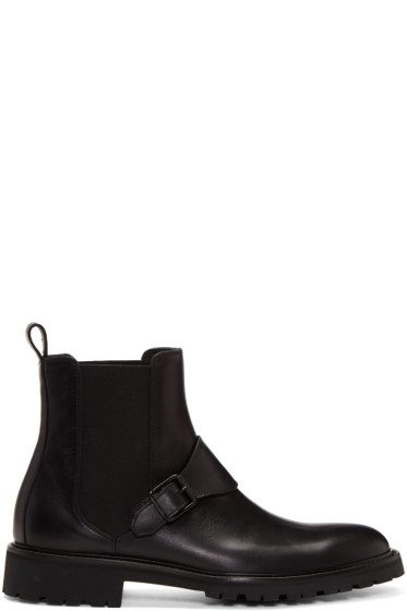 Belstaff - Black Plaistow Boots
