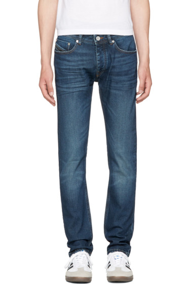 Diesel Black Gold - Blue Skinny Jeans