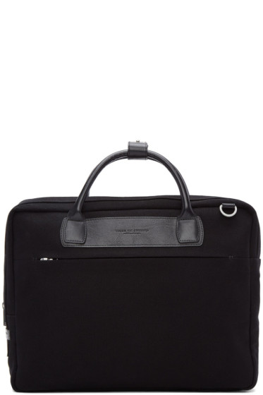 Tiger of Sweden - Black Bilston Briefcase