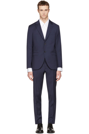 Tiger of Sweden - Navy Wool Lamonte Suit