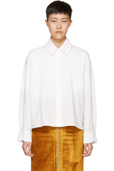 Acne Studios - Off-White Britta Shirt