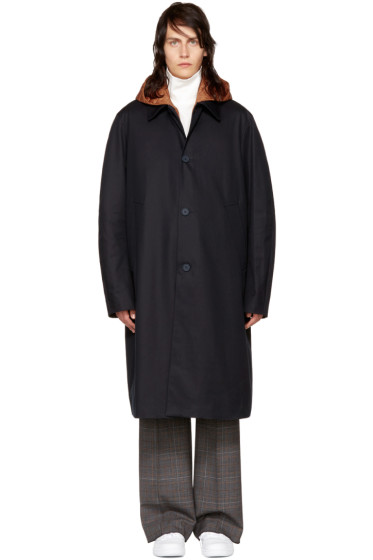 Acne Studios - Navy Midnight Coat