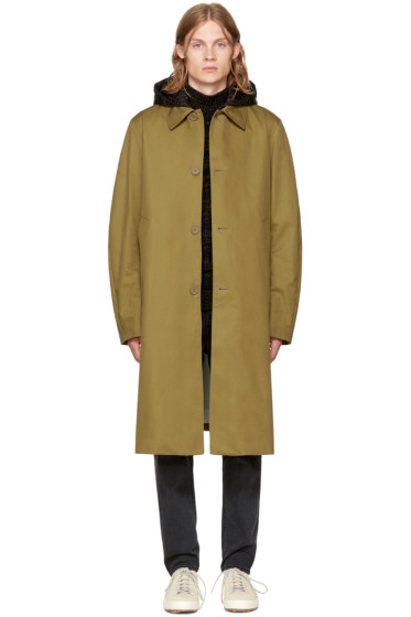 Acne Studios - Green Midnight Coat