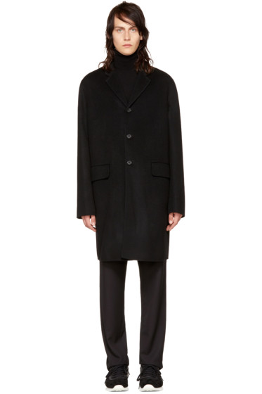 Acne Studios - Black Matthew Coat