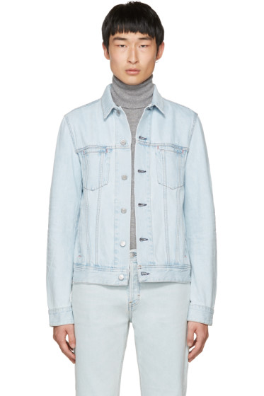 Acne Studios - Blue Denim Pass Jacket